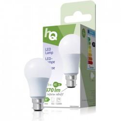 LAMP HQL B22 A60001 LED lamp A60 B22 6.5 W 470 lm 2700K