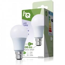 LAMP HQL B22 A60002 LED lamp A60 B22 9.5 W 806 lm 2700K