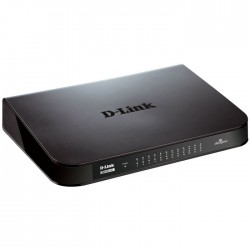 D-LINK GO-SW-24G GIGABIT ETHERNET 24-PORT SWITCH