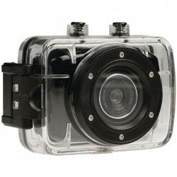 "CAMLINK CL-AC10 HD Action Camera 720p 2"" touch screen"