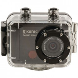 CSAC 300 Full HD action camera 1080p waterproof WiFi