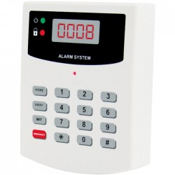 SEC-DUMMY CP 10 CONTROL PANEL ALARM SYSTEM