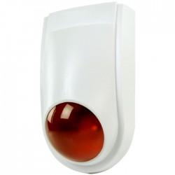 SAS-DUMMY FL 10  Dummy alarm siren - small