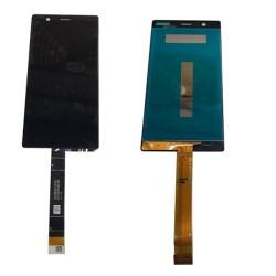 NOKIA 3 - Οθόνη LCD Display + Touch screen Black Συμβατή