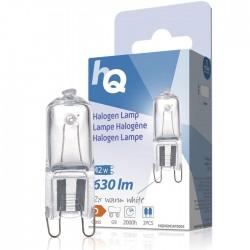 LAMP HQH G9 CAPS 003 Halogen lamp capsule G9 42 W 630 lm 2800K