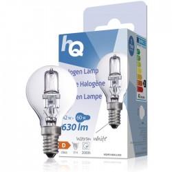 LAMP HQH E14 BALL 003 Halogen lamp ball E14 42 W 630 lm 2800K