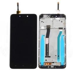 XIAOMI Redmi 4X - Οθόνη LCD Display με Frame και Touch screen Black Συμβατή