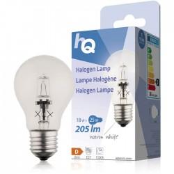 LAMP HQH E27 CLAS 001 Halogen lamp classic GLS E27 18 W 205 lm 2800K