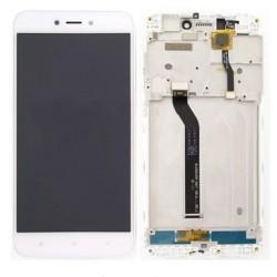 XIAOMI Redmi 5A - Οθόνη LCD με Frame και Touch White Συμβατή