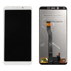 XIAOMI Redmi 6/6A - Οθόνη LCD + Touch White Συμβατή