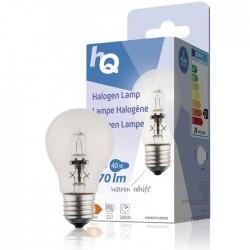 LAMP HQH E27 CLAS 002 Halogen lamp classic GLS E27 28 W 370 lm 2800K