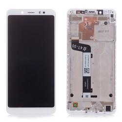 XIAOMI Note 5 - Οθόνη με Frame και Touch Black Συμβατή