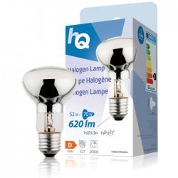 LAMP HQH E27 R63004 Halogen lamp R63 E27 53W 620 lm 2800K