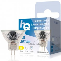 LAMP HQH GU4 MR11001 Halogen lamp MR11 GU4 20 W 201 lm 2800K
