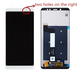 XIAOMI Redmi Note 5 - Οθόνη LCD + Touch White Συμβατή
