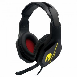 NOD IRON ΣOUND G-HDS-004 GAMING HEADSET, WITH RGB LED