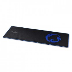 NEDIS GMPD300BK Gaming Mouse Pad, Anti-Skid and Waterproof Base, 920 x 294mm