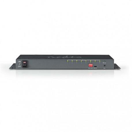 NEDIS VSPL3408AT HDMI Splitter, 8-port - 1x HDMI input 8x HDMI ouput