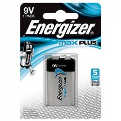 ENERGIZER 9V-6LR61 MAX PLUS F016584