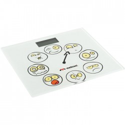MELICONI 655202 EMOTICONS ELECTRONIC PERSONAL SCALE
