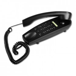 SONORA CP-002 CORDED PHONE BLACK