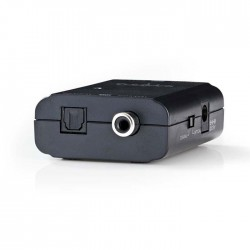 NEDIS ACON2502AT Digital Audio Converter 2-way - Digital RCA (S/PDIF) + TosLink,