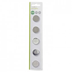 NEDIS BALCR24305BL Lithium Button Cell Battery CR2430, 3V, 5 pieces, Blister