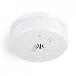 NEDIS DTCTH10WT Heat Detector, Low battery alert