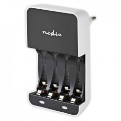 NEDIS BACH05 NiMH Battery Charger AA/AAA