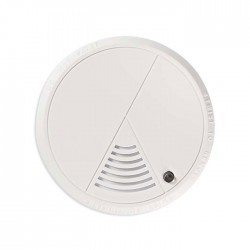 NEDIS DTCTS10WT Smoke Detector, EN14604, Low battery alert