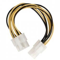 NEDIS CCGP74410VA015 Internal Power Cable EPS 8-pin Male-P4 Female 0.15 m Variou