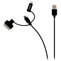 VLMP 39410B 1.00 Sync and charge cable