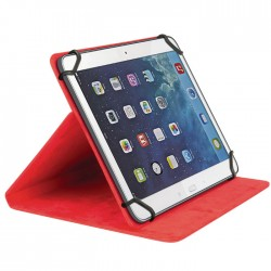 "NEDIS TCVR10100RD Tablet Folio Case 10"" Universal Red"