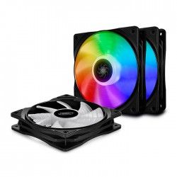 DEEPCOOL CF120 3 IN 1 RGB COOLING FAN 120mm BLACK
