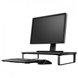 DEEPCOOL M-DESK F3 v2.0 ΒΑΣΗ ΣΤΗΡΙΞΗΣ ΟΘΟΝΗΣ ME USB 2.0 & POWER BUTTON