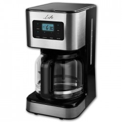 LIFE CM-200 Programmable Coffee Maker inox 1.5L 950W