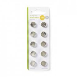 NEDIS BAAKLR4410BL Alkaline Battery LR44 10 pieces Blister card