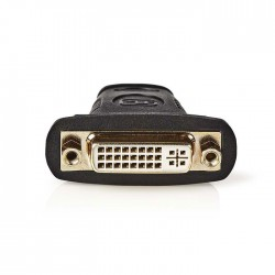 NEDIS CVGP34910BK HDMI-DVI Adapter HDMI Connector-DVI-D 24+1-pin Female Black