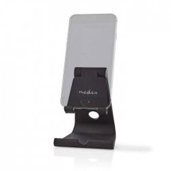 NEDIS SDSD100BK Smartphone/Tablet Stand Adjustable Black
