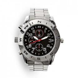 NEDIS SPYCWW10CM Spy Camera Wrist Watch 720x480 Video 1280 x 1024 Photo 8Gb Memo