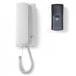 NEDIS DOORP10CGT Wired Door Intercom Unlock function Weatherproof (IP44) outdoor