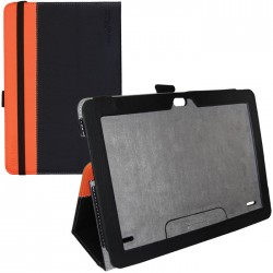 MLS LEATHER CASE FOR IQTAB GIANT 3G TABLET