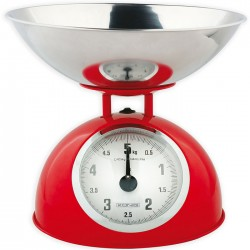 HC-KS 60R KITCHEN SCALE RED