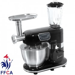 THOMSON THFP06719B STAND MIXER 1000w WITH BLENDER SET