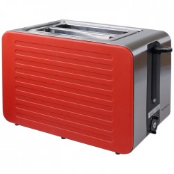 THOMSON THTO07716R RED TOASTER 1050W