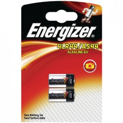 ENERGIZER 4LR44/A 544 2ΤΕΜ PHOTO LITHIUM COIN