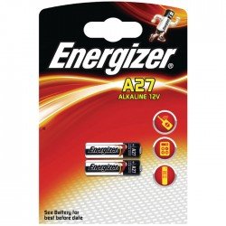 ENERGIZER A27/2ΤΕΜ PHOTO LITHIUM COIN