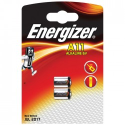 ENERGIZER E11A/2ΤΕΜ PHOTO LITHIUM            F016097
