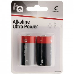HQLR14/2ΤΕΜ Alkaline C battery 2-blister