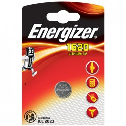 ENERGIZER CR1620 PHOTO LITHIUM COIN